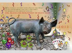 viel GLÜCK 2013 Foto & Bild karten und kalender