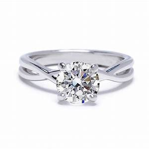 sholdt twisted band engagement ring setting greenwich st With twisted engagement ring with wedding band