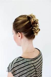 Hellbraune Haare Mit Blonden Strähnen : 1001 inspirierende ideen f r einfache flechtfrisuren zum selbermachen ~ Frokenaadalensverden.com Haus und Dekorationen
