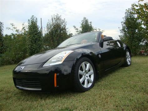Sell Used 2005 Nissan 350z Grand Touring Convertible 2
