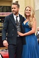 Ryan Reynolds & Blake Lively Get Gussied Up for His Walk ...