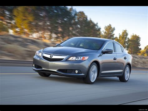 acura ilx  front wallpaper  ipad