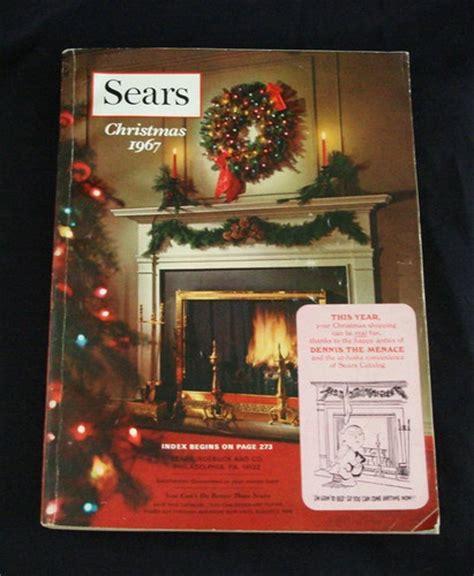 vintage  sears roebuck company christmas catalog ebay sales pinterest vintage