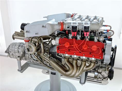 F40 Engine by F40 And The F120a Engine Out Of An F40