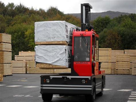 valmar handling uks premier manufacturer  sideloader