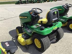 2011 John Deere X320 - Lawn  U0026 Garden Tractors