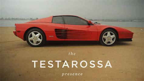 The Testarossa Presence - YouTube