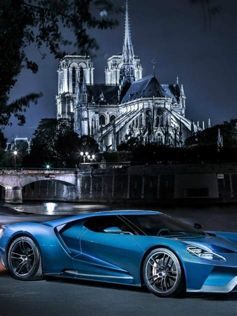 ford gt supercars american cars   uhd widescreen