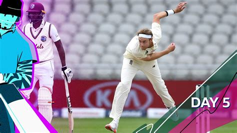 BBC iPlayer - Cricket: Today at the Test - England v West ...