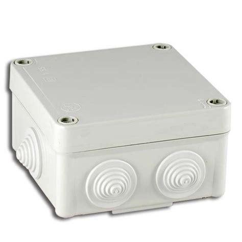 boite de derivation exterieur bo 238 te de d 233 rivation 233 tanche 100x100x55 mm 123elec