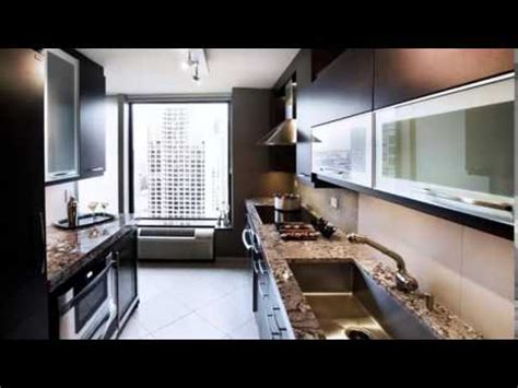 small rectangular kitchen design ideas مطابخ صغيرة مستطيلة small rectangular kitchens 8127