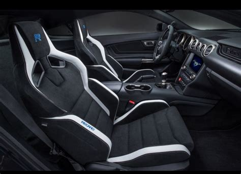 siege recaro sport this could be the turbo 2018 shelby mustang gt500