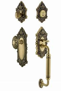 Grande Victorian Plate C Grip Entry Set With Grande