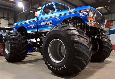 bigfoot 1 monster truck themonsterblog com we know monster trucks