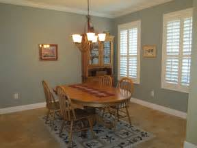 sherwin williams escape grey we bought this for our dining room kitchen and laundry room hope