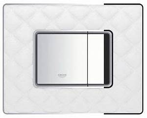Grohe Pneumatische Spülung : quadratur mit kreisen wc bet tigungsplatten individuell ~ Michelbontemps.com Haus und Dekorationen