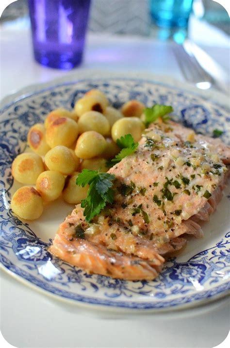 plats rapides cuisiner saumon au four recette rapide et facile recettes