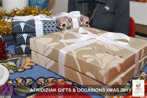 annual afridiziak gifts  occasions winter fair