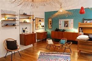 Meuble Vintage En Ligne : meuble vintage en ligne table de lit a roulettes ~ Preciouscoupons.com Idées de Décoration