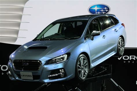 2018 Tokyo Motor Show Live Subaru Levorg Concept