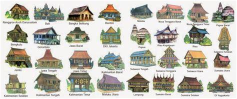 Gambar Gambar Rumah Adat Daerah Di Indonesia. Daftar