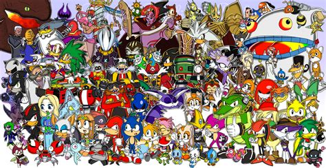 Who is the strongest (powerful sonic character in history ...