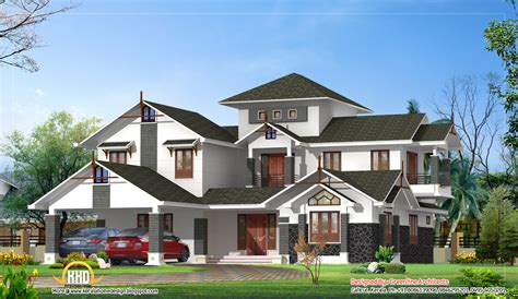 Home Design : Kerala Home Design And Floor Plans