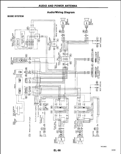 Infiniti Display Wire Diagram Elmizu Auto