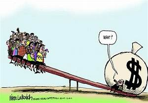 The consequences of economic inequality