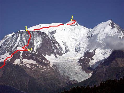 monter le mont blanc comment monter au mont blanc la r 233 ponse est sur admicile fr