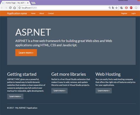 asp net customizing asp net mvc bootstrap templates