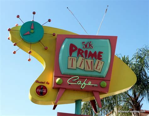 Review: 50s Prime Time Cafe   the disney food blog