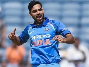 Bhuvneshwar Kumar Issues Warning To Rivals With Improved ...  Bhuvneshwar