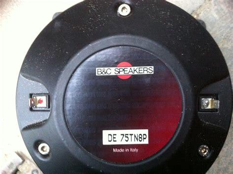 B&c Speakers De75tn Image (#490830)