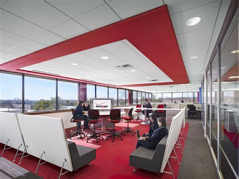 Office Space Nj by Verizon S New Jersey Offices Office Snapshots