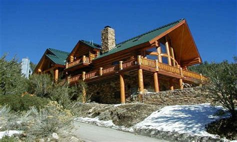Log Homes Colorado Springs Colorado Log Cabin Homes Cabin