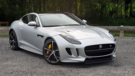 Jaguar Type Coupe Awd Driven Review Top Speed