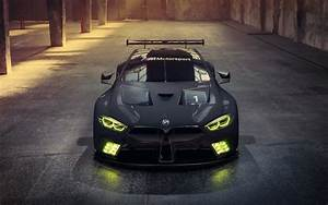 Wallpaper BMW M8 GTE, Artwork, HD, Automotive / Cars, #11479
