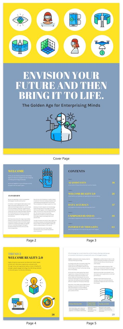 essential consulting templates  marketing planning