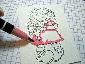 coloring with markers watercoloring with markers tutorial splitcoaststers