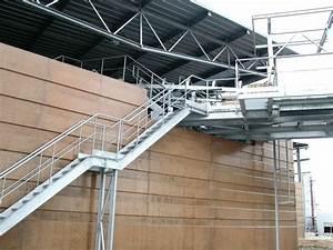 Escalier Métallique Industriel : escalier m tallique ~ Melissatoandfro.com Idées de Décoration