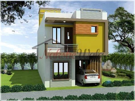 Home Design Gallery - small house elevations small house front view designs