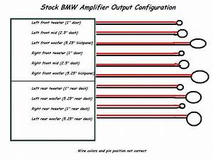 Bmw 1990 525i E34 Stereo Harness - Bmw Forum