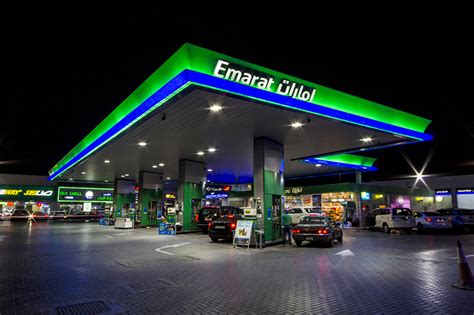 Emarat Auto Center & Petrol Station / Garhoud, Dubai - Ginco