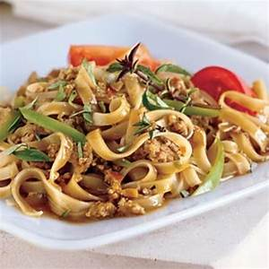 Drunken Noodles recipe | Epicurious.com