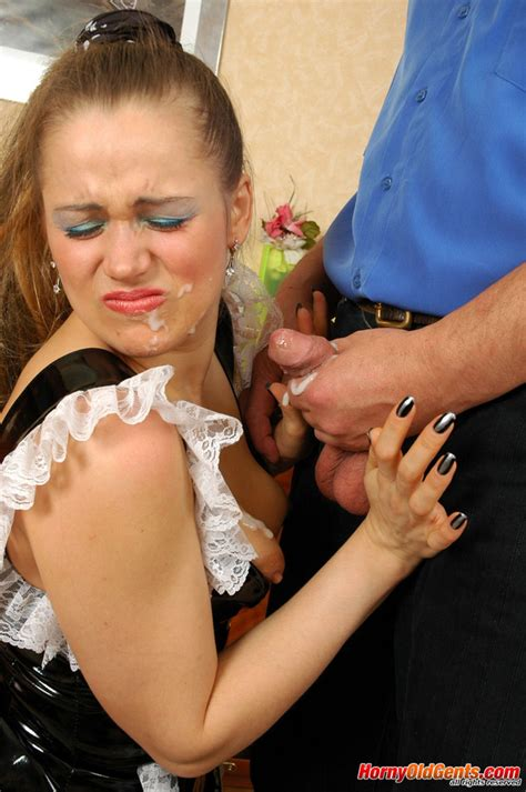 Old And Young Sex Young Sexy French Maid Xxx Dessert Picture 19