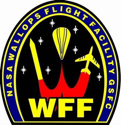 Nasa Wallops Flight Facility Svg Insignia Island
