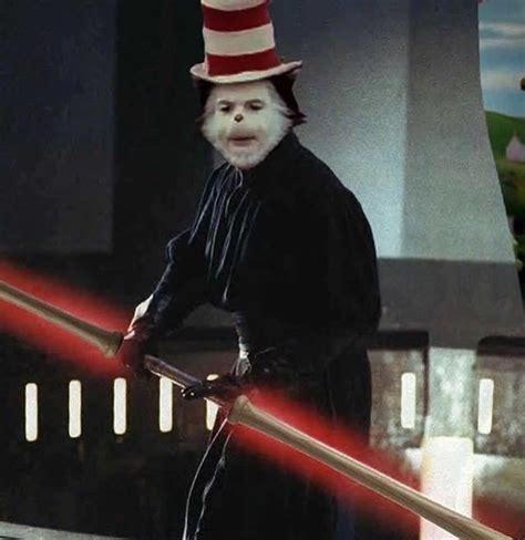 Pin tweet shop the meme. Darth Myers | Cat in the Hat | Know Your Meme