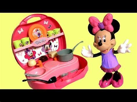 minnie mouse play kitchen minnie s mini kitchen bowtique using play doh disney
