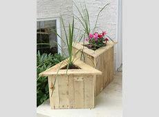 1001 + tutoriels et idées pour fabriquer une jardinière en